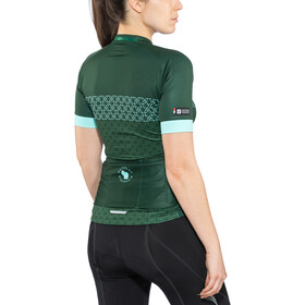 Bontrager Anara LTD Trikot Damen green kaleidoscope